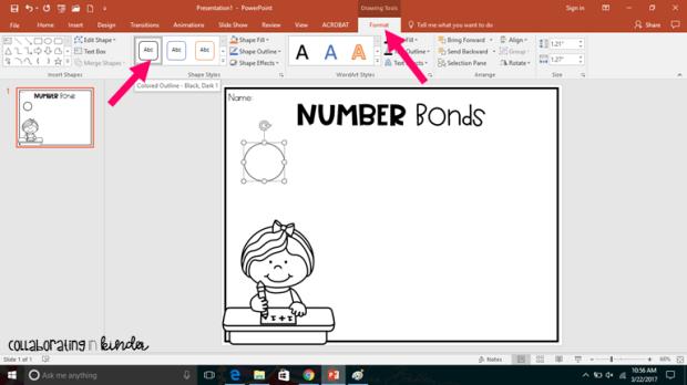 Cách làm Worksheet để dạy học Tiếng Anh bằng Powerpoint